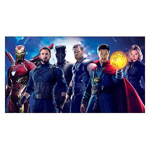 Avengers. Размер: 110 х 60 см
